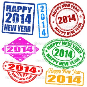 2014 new year!