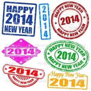 2014 new year!
